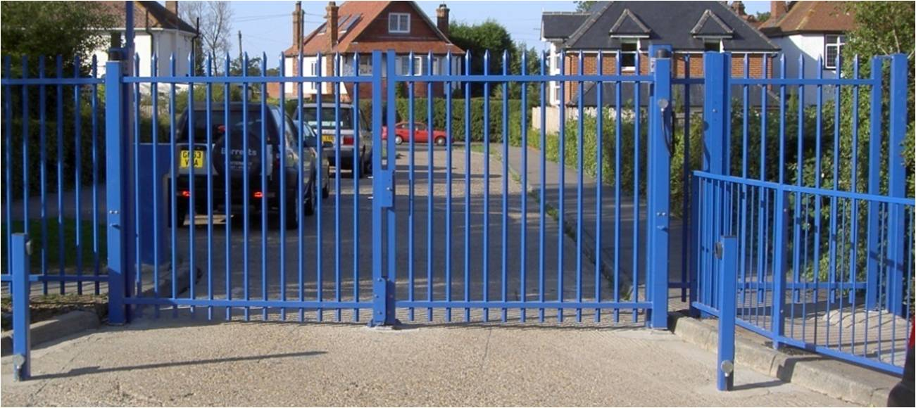 Specify a safe gate